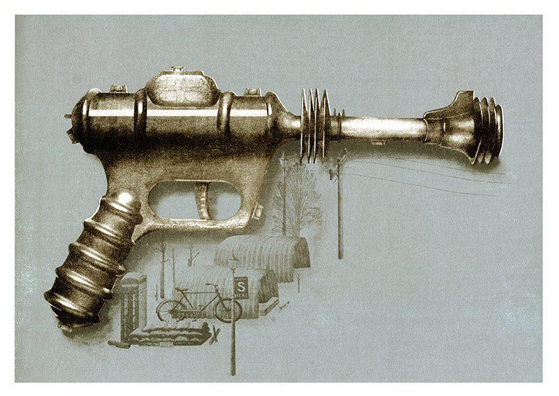 Page Tsou en el Museo ABC de Dibujo e Ilustración de Madrid