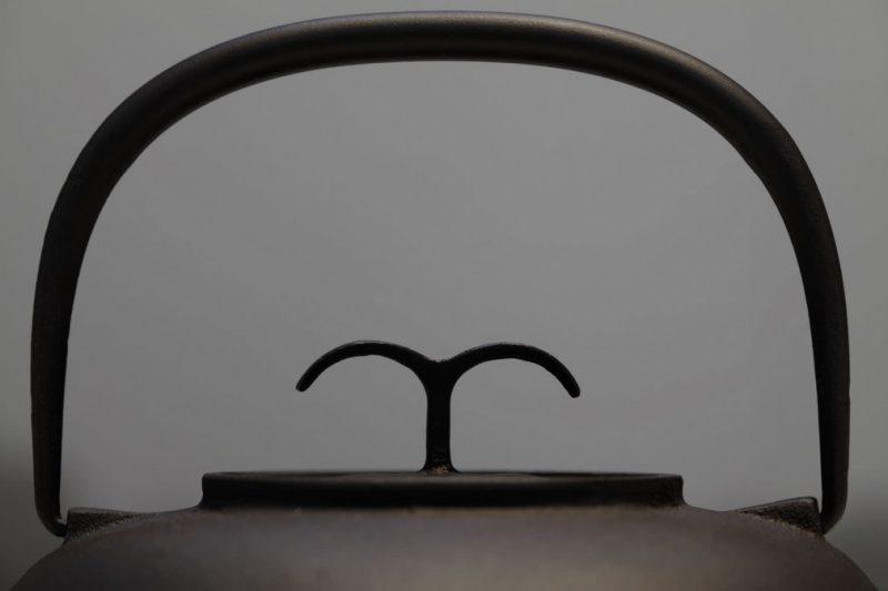 Palma, de Jasper Morrison para Oigen. Utensilios de cocina en hierro fundifo