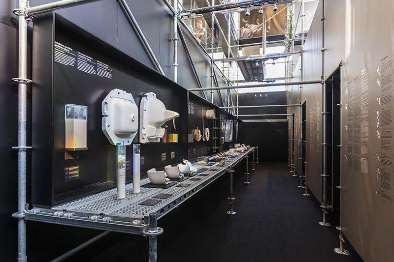 """Roca Gallery Barcelona: """"De materia a producto. Diseño, tecnología e innovación en el hogar"""""""