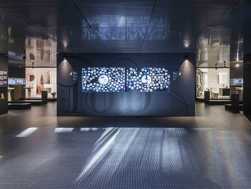 Diseño, tecnología e innovación en Roca Gallery Barcelona