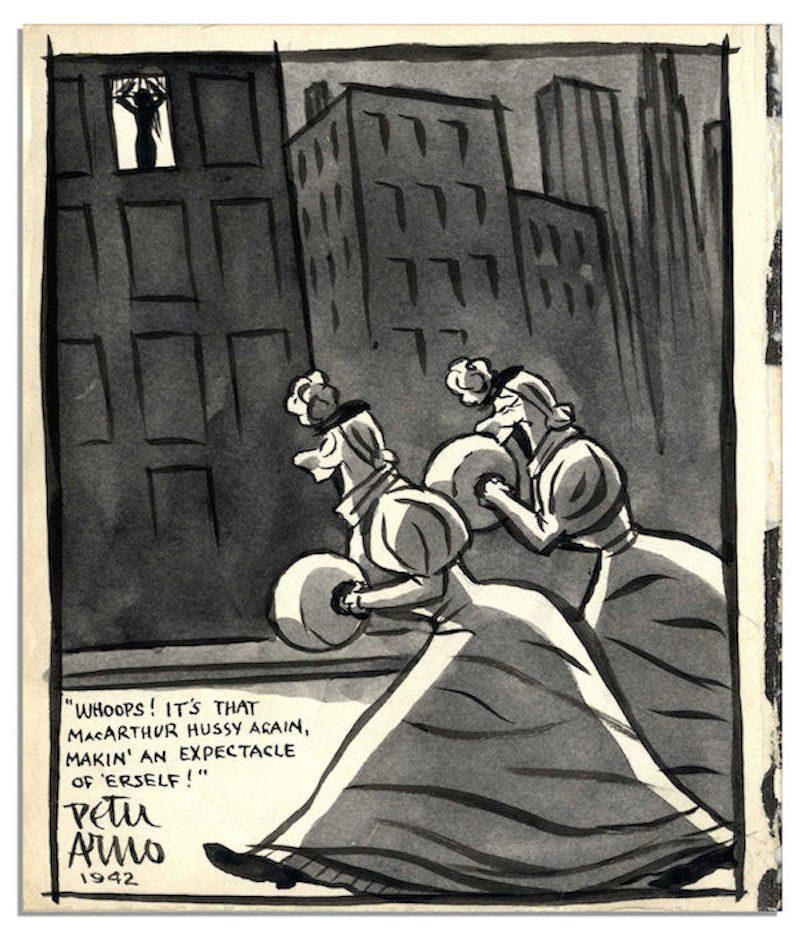 Las viñetas en el ADN del periódico The New Yorker