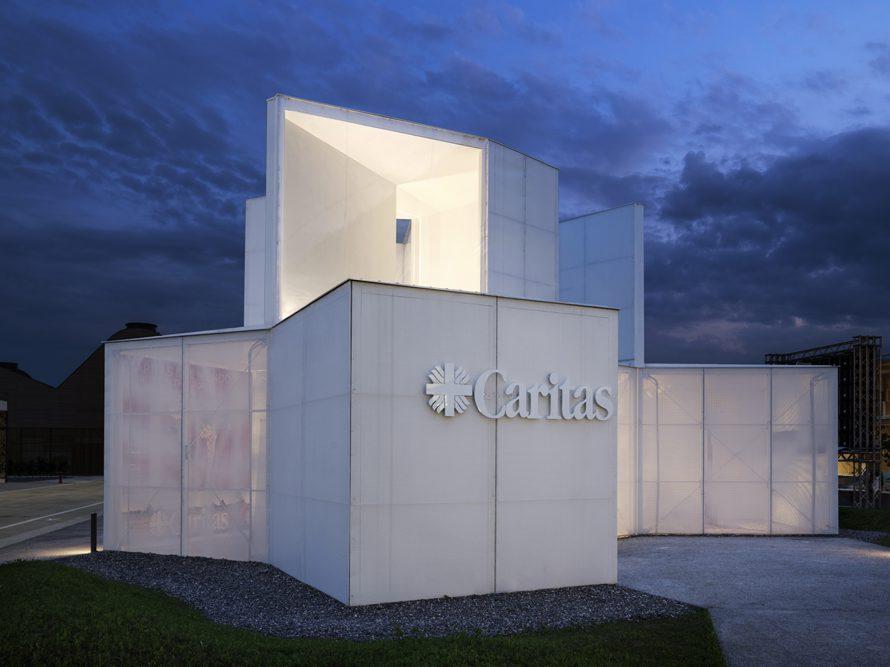 La Edicola, de Piuarch: finalista del Premio Internacional de Arquitectura BigMat