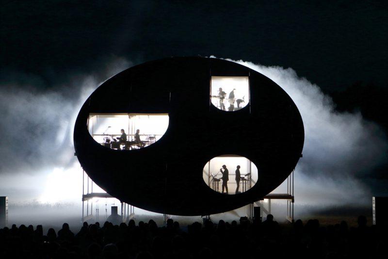 DJA diseña el pabellón del Nature Concert Hall 2017