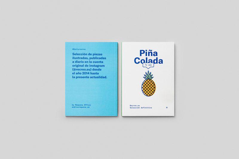 Piña Colada, el activismo gráfico de Andrés Requena. Fotografía: Koldo Castillo