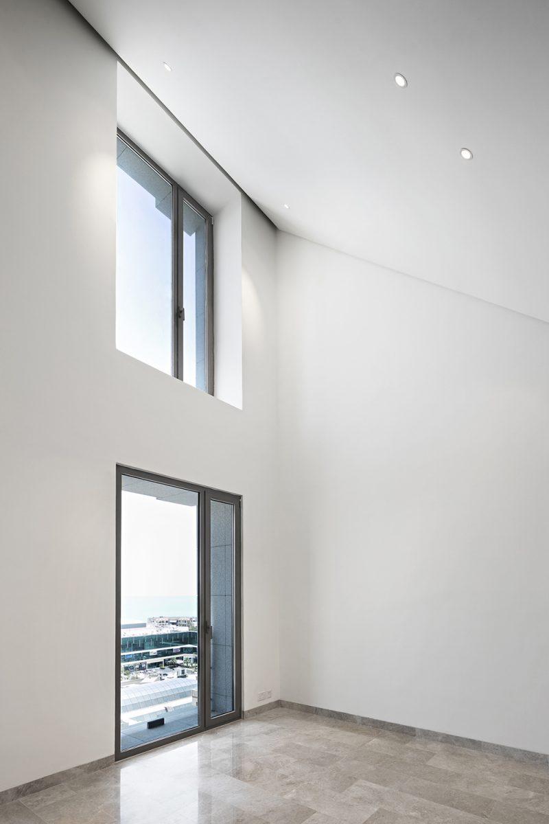 Wind Tower, la nueva vivienda urbana de AGi architects en Kuwait