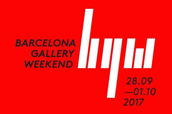 Barcelona Gallery Weekend. Del 28 de septiembre al 1 de octubre, Barcelona