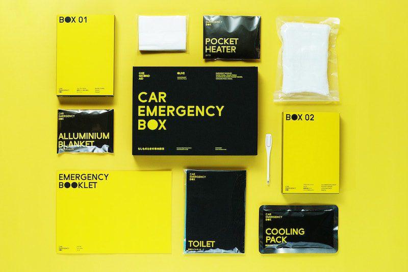 Car Emergency Box, los segundos auxilios para el coche de Nosigner