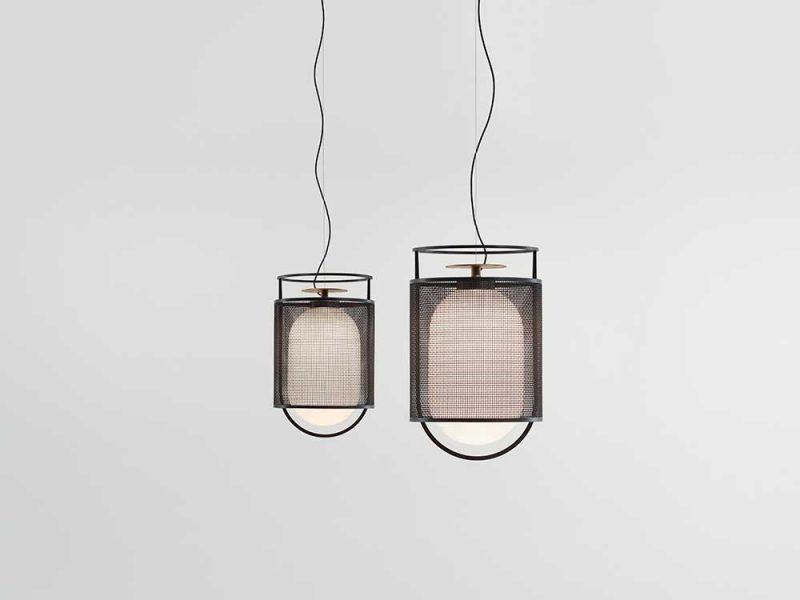 Denglong, colección de lámparas de Neri & Hu para Parachilna