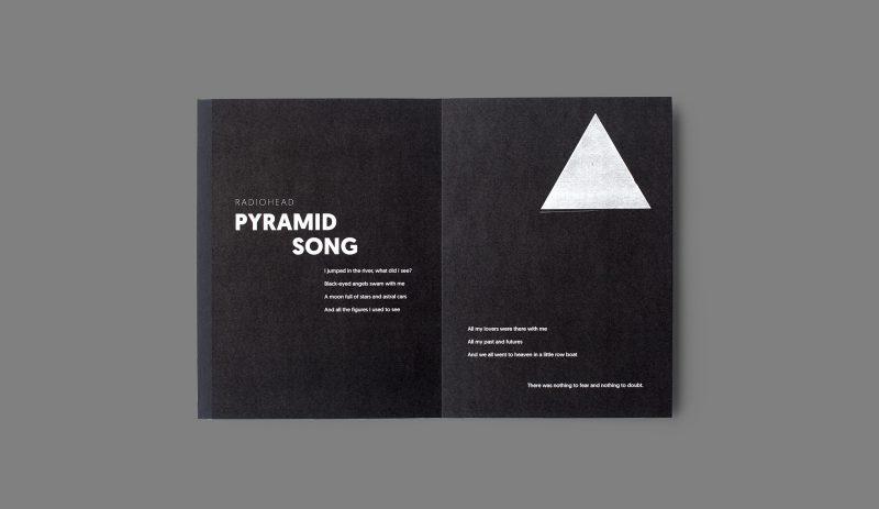 Geomanist booklet. El manual de presentación de una nuevo tipografía