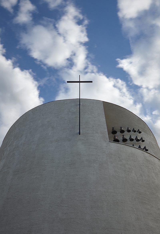 Un espacio para la oración en Sazovice