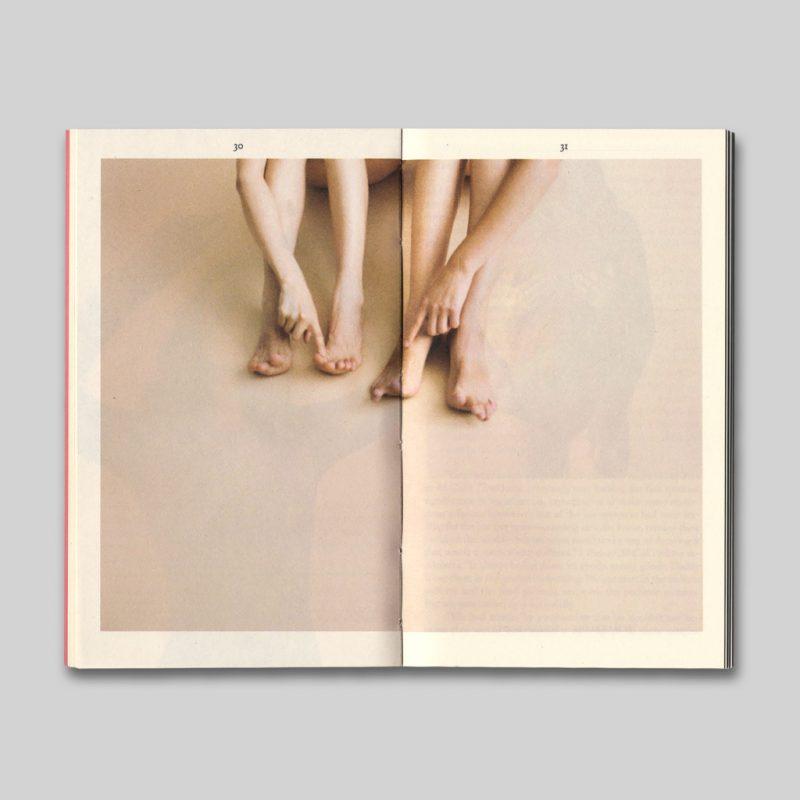 Catálogo ropa intima femenina de LÖV, Ana Mirats Studio © Berta Pfirsich