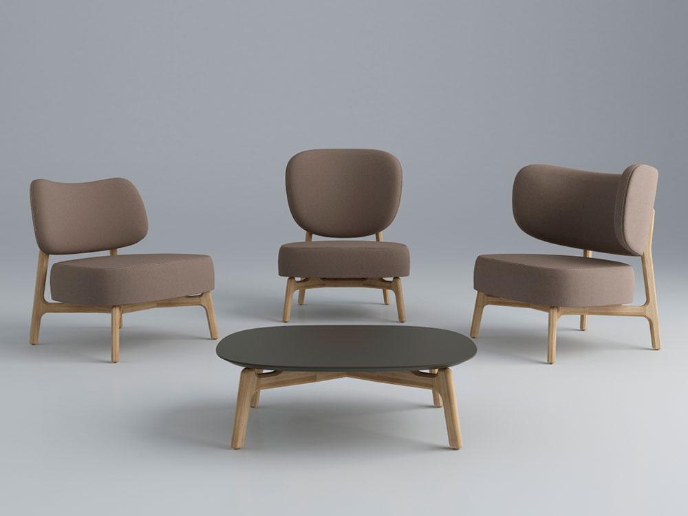 Diseño mediterráneo, inspiración suiza: Couvet, de Santiago Sevillano para Neomo