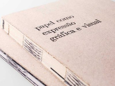 Dander Hahn y los límites del papel: Paper as graphic and visual expression