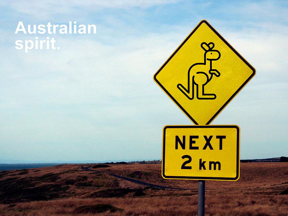 Estudiantes crean un proyecto de imagen de marca para Kangaroo Campers