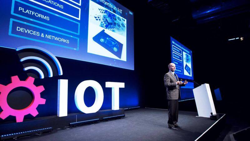 IoT Solutions World Congress: congreso internacional del Internet de las cosas