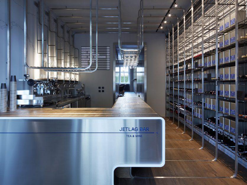 Jetlag, de Mimosa. Un bar para dar la vuelta al mundo sin salir de Praga