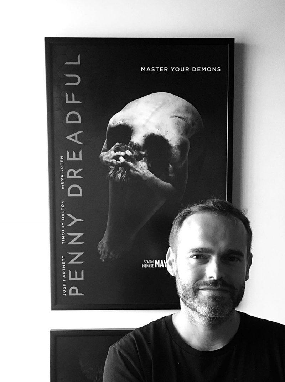 Entrevista a Pablo Matilla, cartelista de cine. Oro en los Clio Key Art Awards