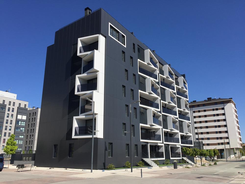 #29SOTO, de VArquitectos: el primer edificio residencial Passivhaus en España
