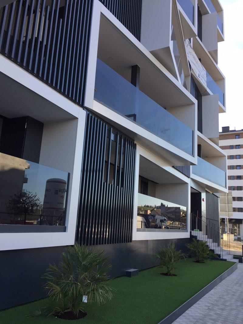 #29SOTO de VArquitectos, primer edificio residencial Passivhaus en España