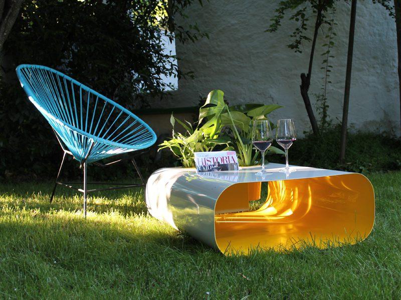 A la fresca… La mesa polivalente de 40ºstudio