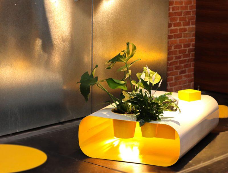 A la fresca..., la mesa polivalente de 40ºstudio