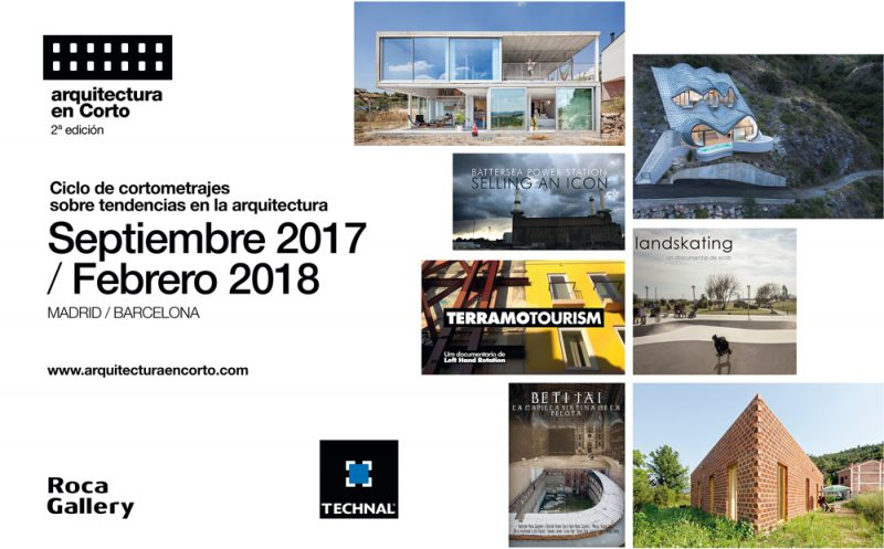 Arquitectura en Corto, de Technal, celebra su segunda edición