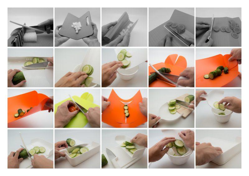 Folks Kitchenware for the Blind, de Chiam Yong Sheng Kevin