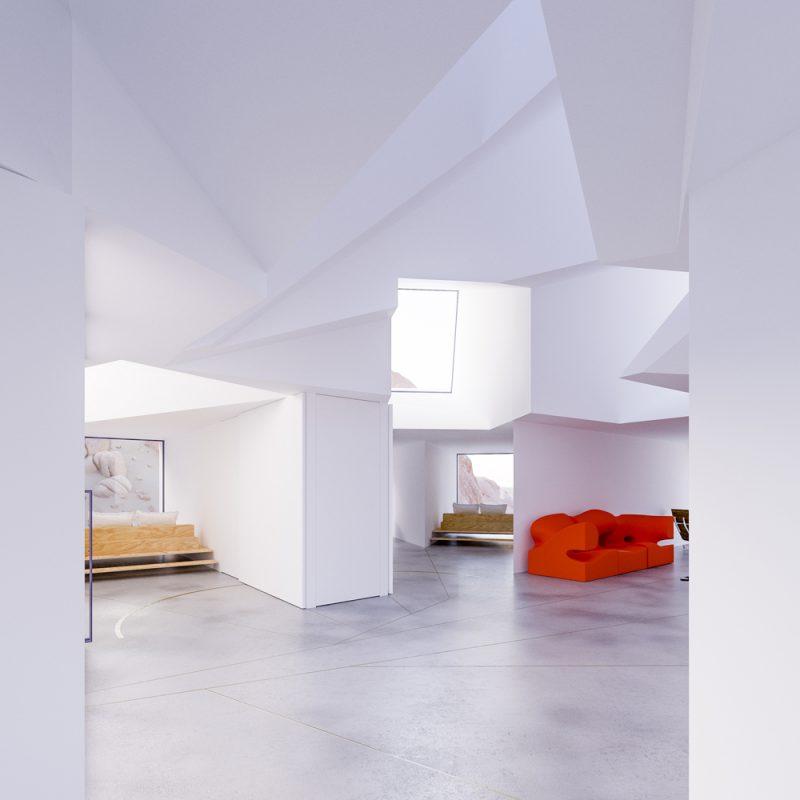 Joshua Tree Residence, la casa-contenedor de Whitaker Studio