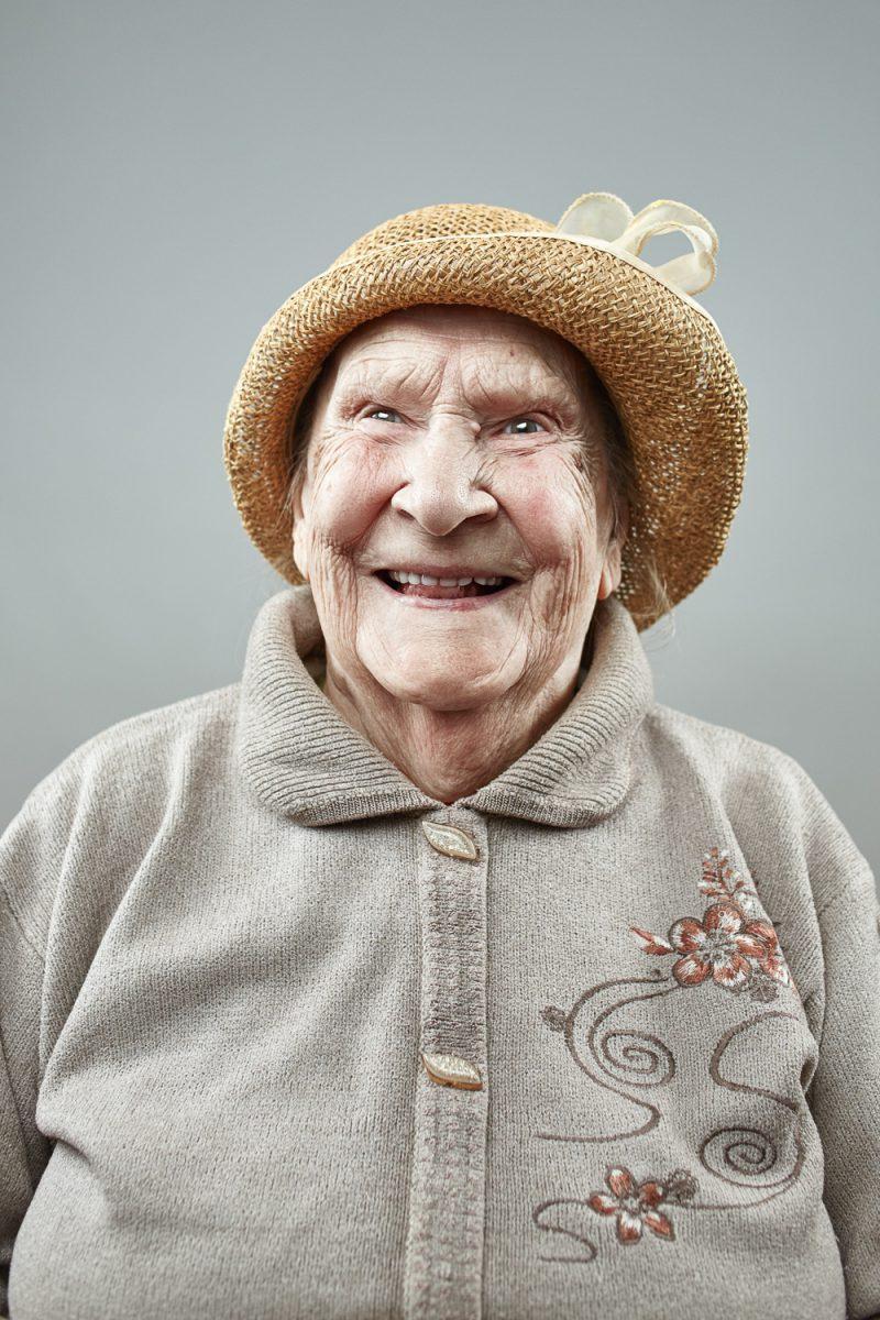 Smile doesn't get old, un proyecto fotográfico de Irina Muravyova e Ilya Nodia
