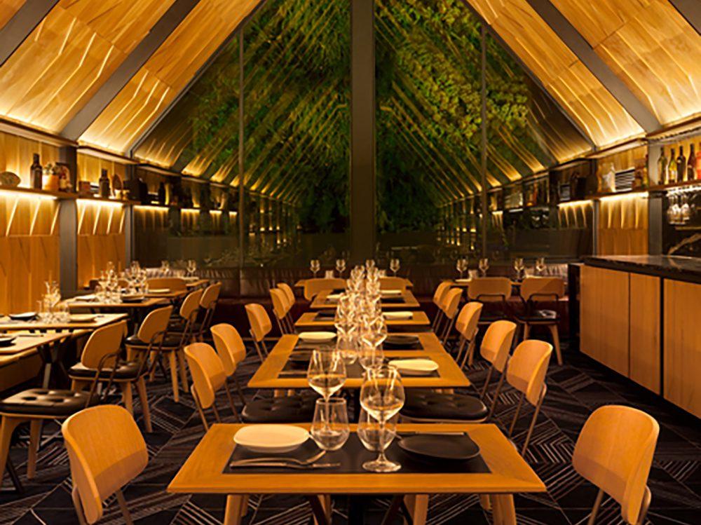 Restaurantes y bares de diseño: ganadores de los Restaurant & Bar Design Awards 2017
