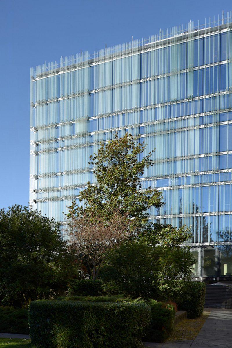 Sede Central de SPG, en Ginebra, de Giovanni Vaccarini. Fotografía: Adrien Buchet