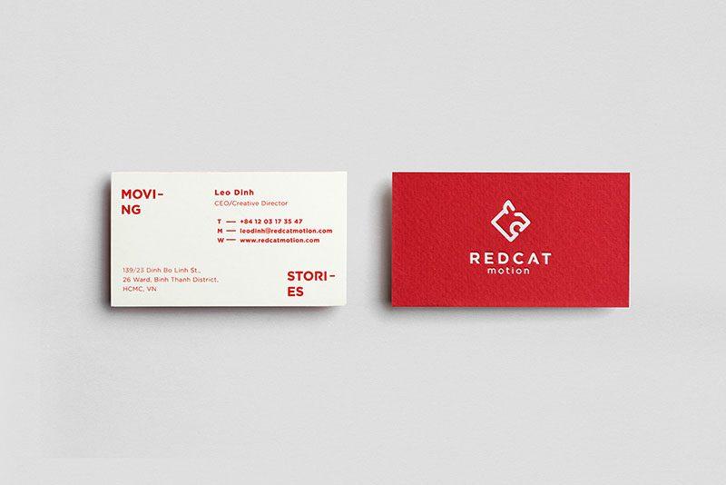 Red Cat Motion, la agencia de videos re-diseña su identidad de marca