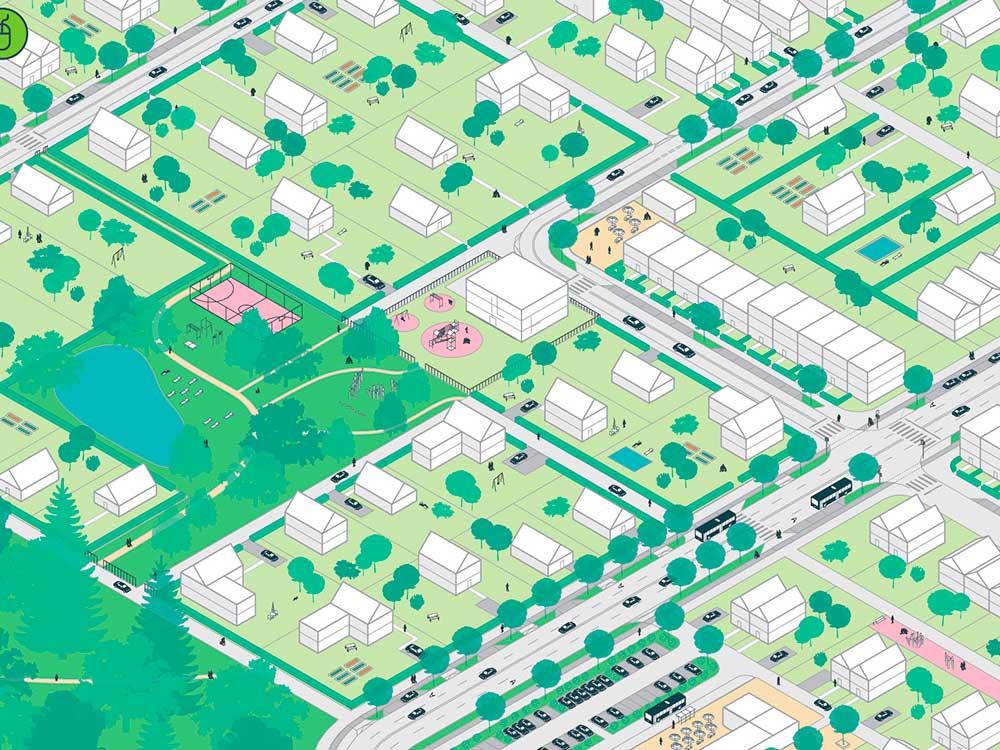 Arquitectura: residencias innovadoras para la nueva generación rusa