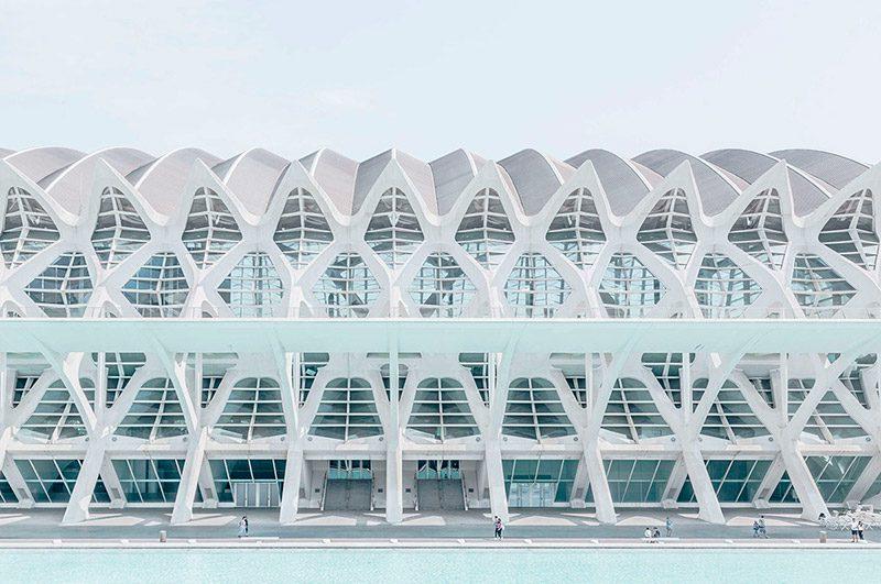 La arquitectura vista a través de los ojos de Joel Filipe