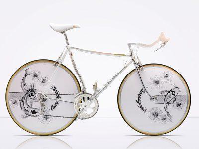 Colnago Master Krono Nippon, Vintage Luxury Bicycle, 2017