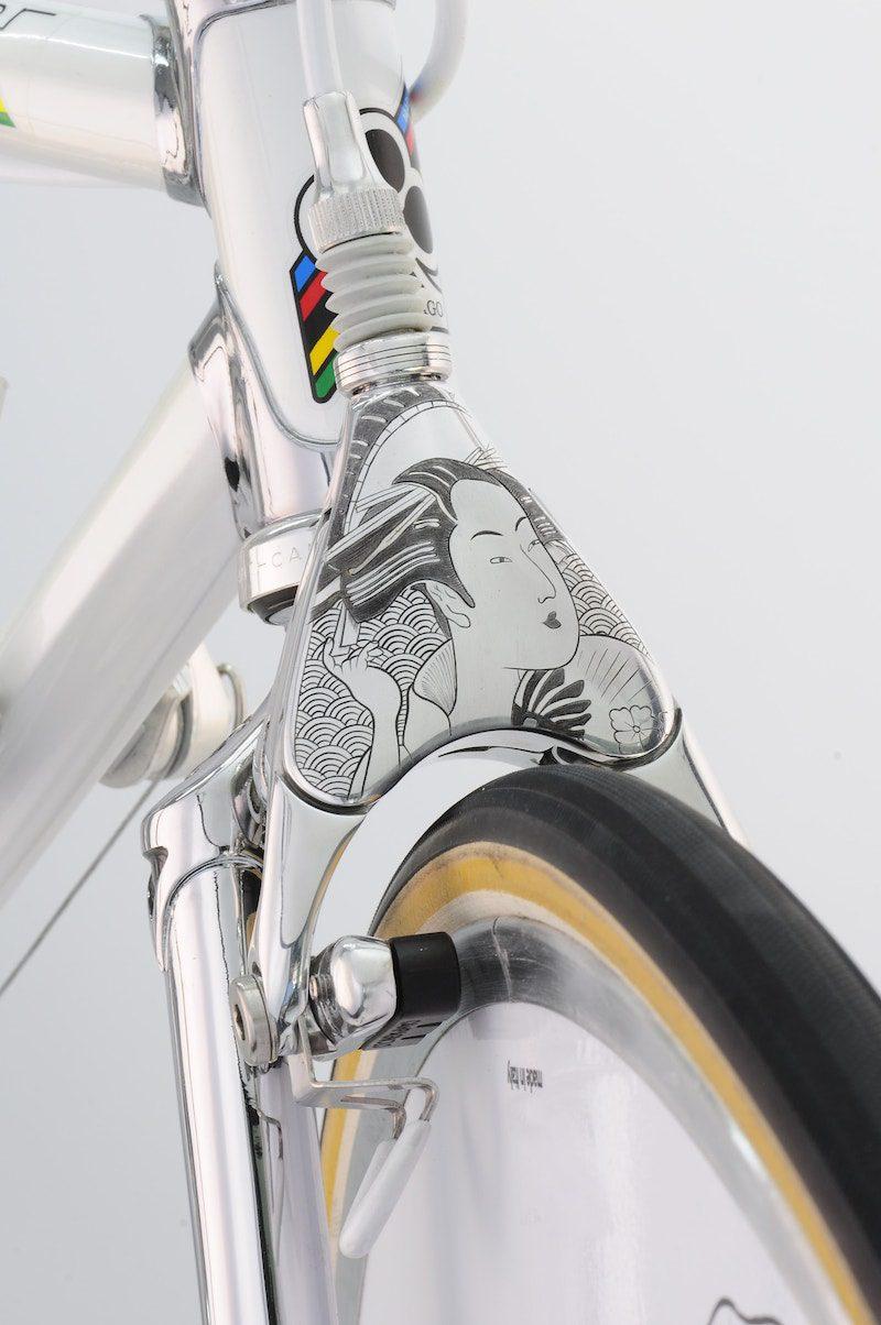 Colnago Master Krono Nippon, una bicicleta de Vintage Luxury Bicycle