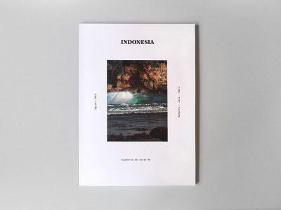 """""""Cuaderno de viaje"""", la experiencia del viajero en las manos del lector."""