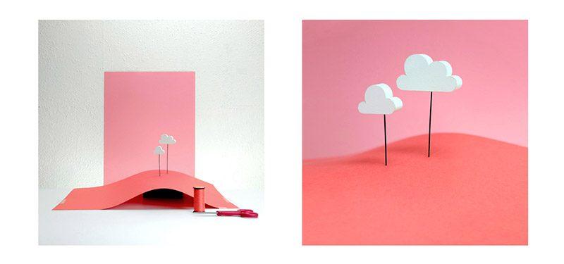 Anne van den Berg ilustra historias sobre bebés para Ouders van Nu