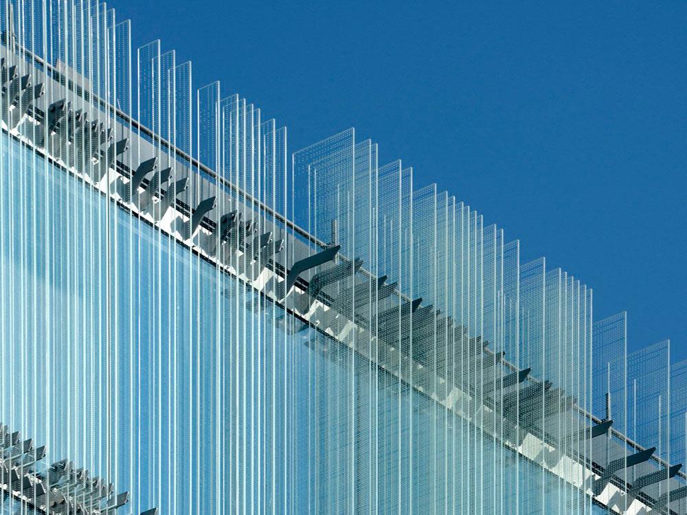 Giovanni Vaccarini diseña la nueva imagen de la Sede Central de SPG en Ginebra