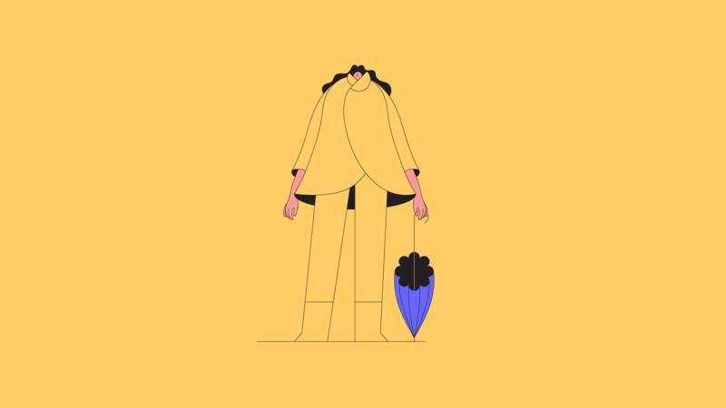 Girls Girls Girls: mujeres en la serie de ilustraciones de Linn Fritz