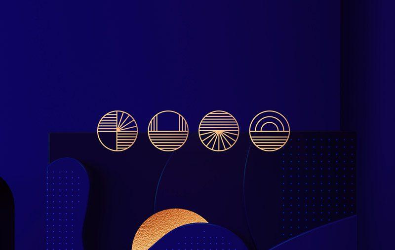 Inhere, branding e interiorismo de Brand Nu y Mahaela Berbecar