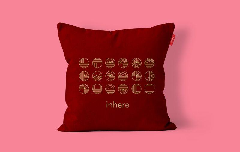 Inhere, de Brand Nu y Mahaela Berber. Branding e interiorismo en el Londres