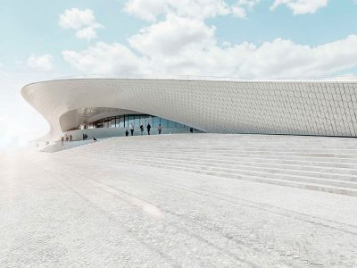 The Shell - Maat Museum Lisboa © Joel Filipe