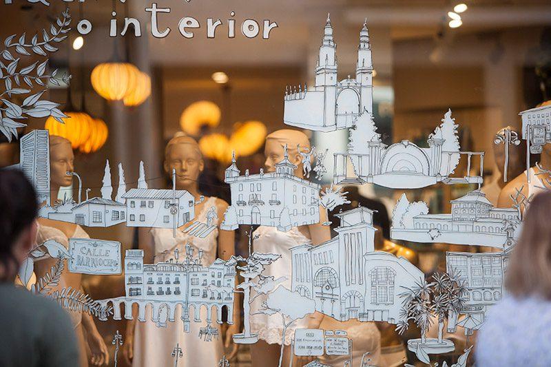 Lovisual 2017 transforma Logroño en una galería de arte al aire libre