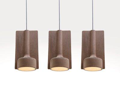 Mold, lámparas y floreros de Kateryna Sokolova para Ligne Roset