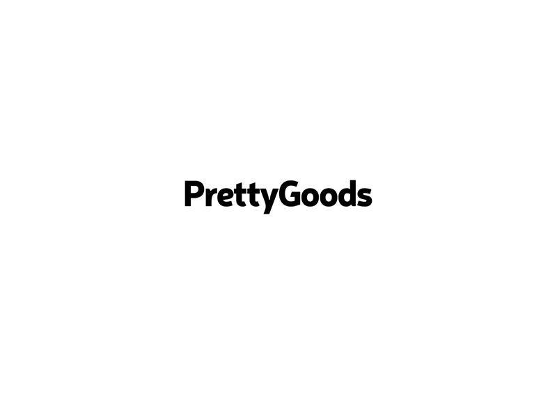PrettyGoods, de Arnas Samuolis. Comercializar belleza a través de la nutrición