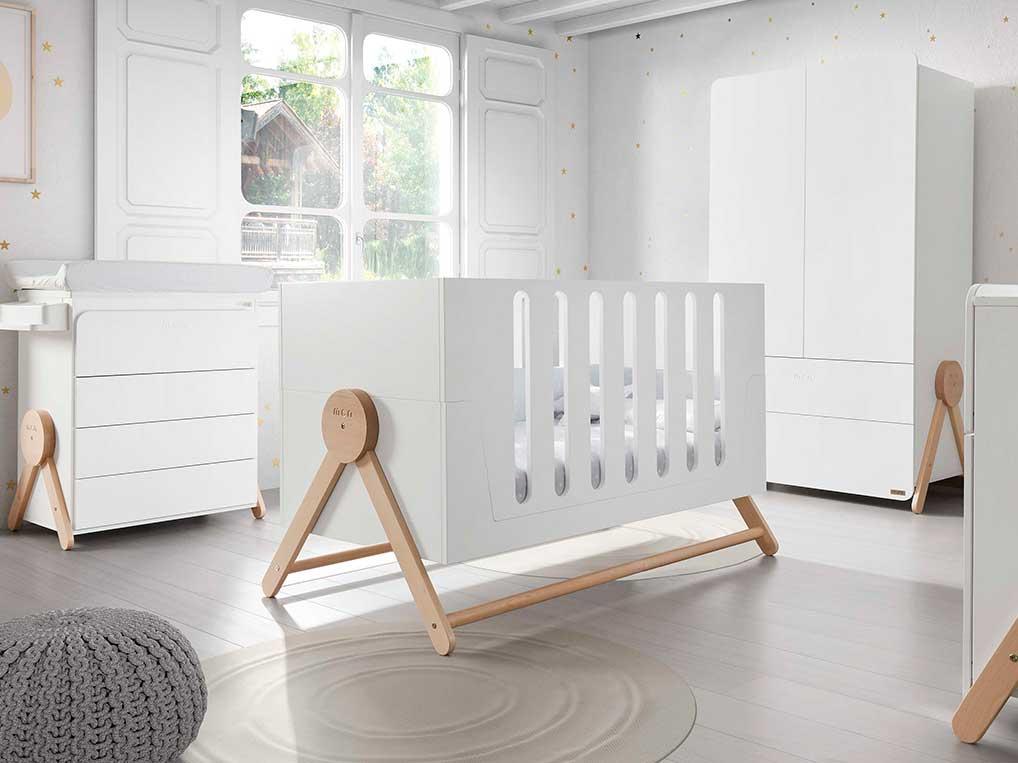 Swing, de Vicent Peris Design para Micuna: mobiliario infantil con dinamismo
