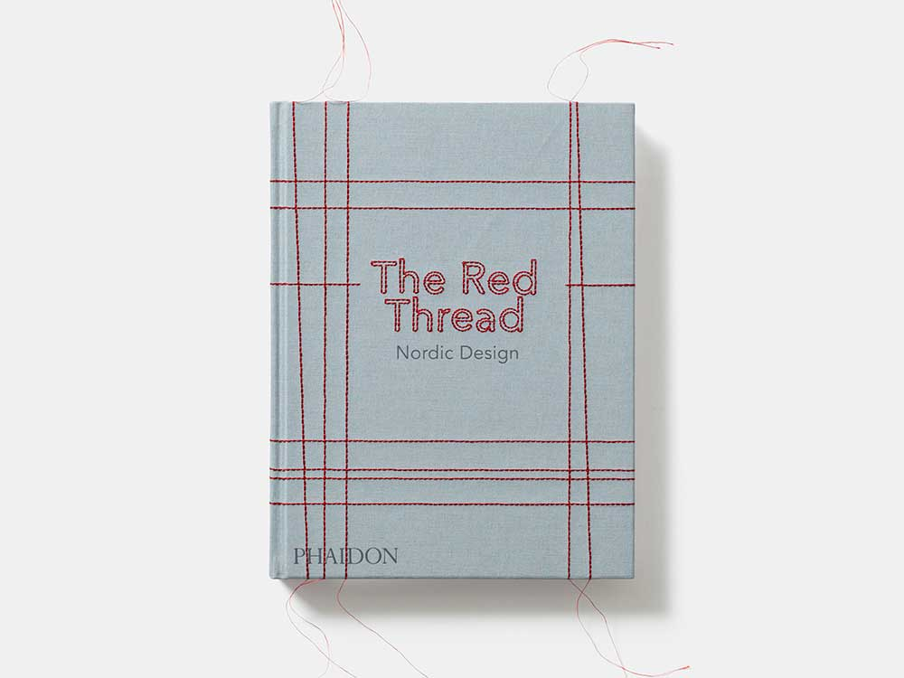 The Red Thread: Nordic Design. Un libro consagrado al diseño nórdico