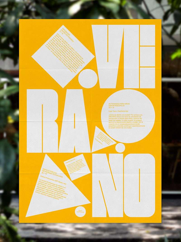 Exposición 'Verano Archivo'. Branding de TwoPoints.Net