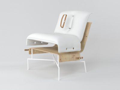 Colección de asientos Demi, la sencillez creativa de Kononenko ID
